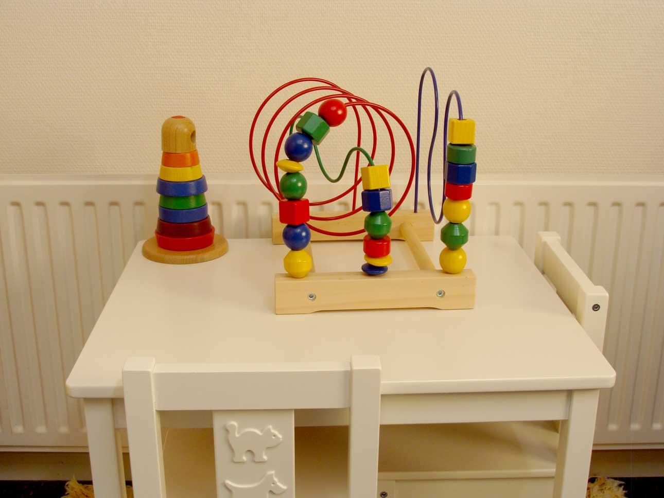 praktijkruimte voor kinderen